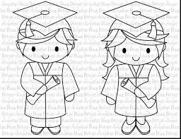 terrific kindergarten graduation coloring with graduation coloring