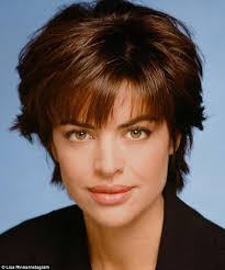 how to get lisa rinna hair color lisa rinna looks youthful as she leaves yoga class in studio city