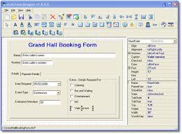 form designer ncall custom form designer