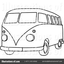 volkswagen drawing hippies clipart vw bus pencil and in color hippies clipart vw bus