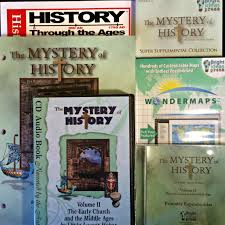 the mystery of history bundle