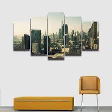 online get cheap 5 piece canvas art dubai aliexpress com