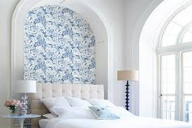 use wallpaper in small doses for a big u201cwow factor u201d