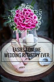 online gift registries easiest online wedding gift registry