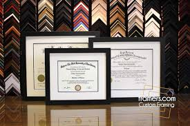 framing diplomas custom framing
