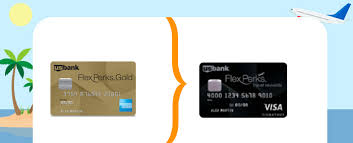 Us Bank Credit Card Designs How Do The Flexperks Gold Amex And Flexperks Visa Stack Up