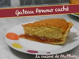 gateau amour de cuisine gâteau antillais amour caché la recette vidéo de matthieu