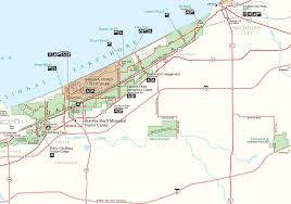 Moraine State Park Map by Indiana Dunes National Lakeshore Wikiwand