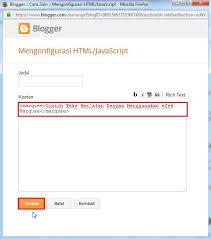 cara membuat blog tulisan cara membuat tulisan berjalan marquee di blog terbaru cara zain