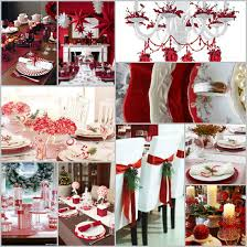 red and silver christmas table settings christmas table settings round up 27 fabulous ideas
