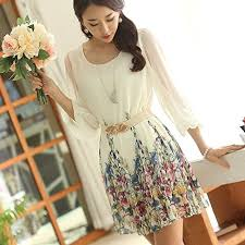 dress with sleeves casual