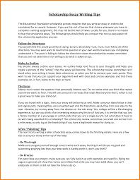 cover letter for scholarship application sample gallery letter