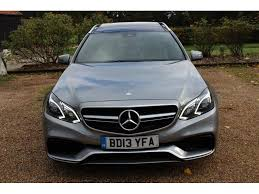 mercedes e class estate used used 2013 mercedes e class 5 5 e63 amg mct 5dr for sale in