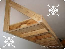 building shelves in garage diy overhead garage storage 3 storage solutions pinterest