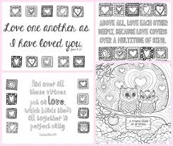 stylish bible verses coloring pages to inspire to color page