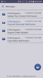 maximus child support android apps on google play