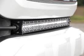 toyota 2016 30in single row led light bar hidden bumper kit for 2016 2017