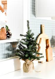 kitchen tree ideas in the kitchen with mini wreaths it all started with paint