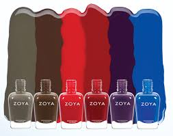 review shades colors zoya focus and flair nail polish