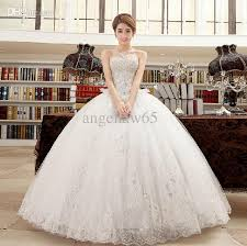 dreaming of wedding dress luxurious big skirt bodice bottom tulle layer