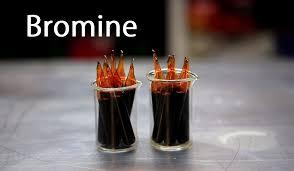 making elemental bromine youtube