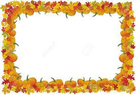 best thanksgiving border 22971 clipartion