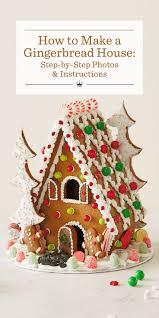 how to make a gingerbread house gingerbread house and homemade