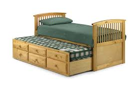 Platform Beds With Storage Underneath - bedroom twin lacquered wooden trundle bed which equipped with