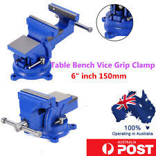 6 Inch Bench Vise Home Bench Vices Ebay