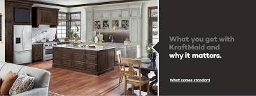 kraftmaid beautiful cabinets for kitchen u0026 bathroom designs