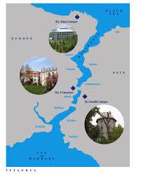 George Washington University Campus Map by