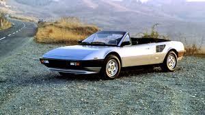 ferrari classic convertible ferrari mondial cabriolet u00271983 u201385 youtube