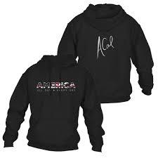 acal america hoodie u2013 grunt style