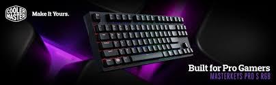 black friday deals gaming keyboards amazon amazon com cooler master masterkeys pro s rgb mechanical gaming