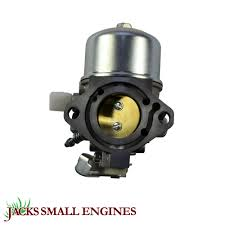 briggs and stratton 499158 carburetor jacks small engines