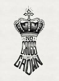 prints no cross no crown at minted com