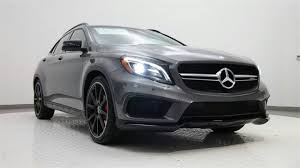 mercedes a 45 amg 4matic 2017 mercedes gla gla 45 amg suv suv in the woodlands