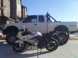 time to trade up ninja 250 to gsx r 750 maybe tacoma world