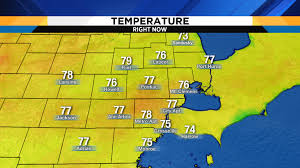 Adrian Michigan Map by Best Weekend Weather Of Summer On The Way