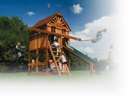 Small Backyard Swing Sets by Small Yard Play Structures Swing Sets Playground Equipment