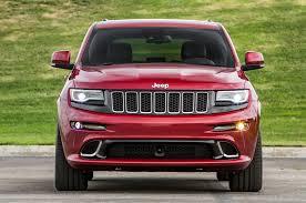 srt jeep red 2014 jeep grand cherokee srt first test truck trend