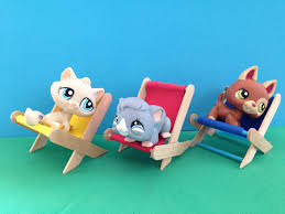 Small Beach Chair Diy Lps Doll Chair Other Toys Pinterest Lps Dolls And Diys