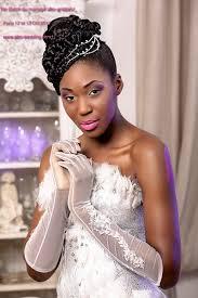 coiffure mariage africaine coiffure afro femme mariage votre nouveau élégant à la