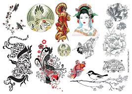asian designs asian tattoos design