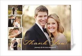 wedding thank you postcards 21 wedding thank you cards free printable psd eps format