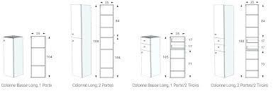 plan de travail cuisine largeur 90 cm plan de travail cuisine largeur 90 cm trendy hauteur ilot central