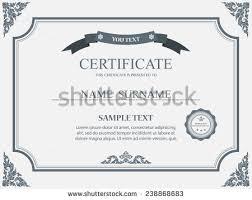 vector diploma certificate template download free vector art