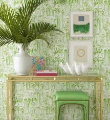Lilly Pulitzer Home Decor Fabric by Lilly Pulitzer Releases Wallpaper And Textiles For Lee Jofa