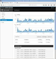 fedora 24 initial settings use admin console server world