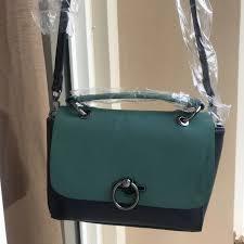 Tas Chanel Zalora green bag zalora preloved fesyen wanita tas dompet di carousell